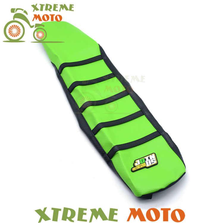Super Green Gripper Soft Seat Cover For Kawasaki Kx85 Kx100 Kx 85 Spiritservingveterans Wood Chair Design Ideas Spiritservingveteransorg