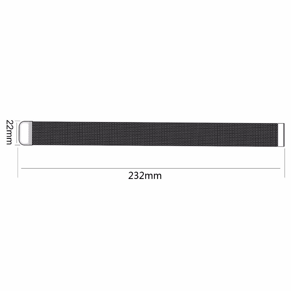 Image 5 - Replacement Metal Watchband Watch Band for Huawei Magic/Watch GT/Ticwatch Pro watch strap for huawei ticwatch-in Smart Accessories from Consumer Electronics