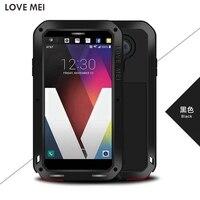 For LG V20 Case Original Love Mei Powerful Capa For LG V20 5 7 Inch Waterproof