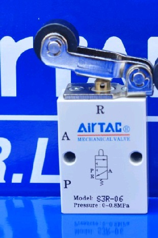 цена Supply AirTac genuine original mechanical valve S3R-06.
