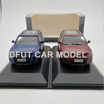 Diecast 1:43 Alloy Toy Sports Car Model TIGUAN Of Children's Toy Cars Original Authorized Authentic Kids Toys Gift