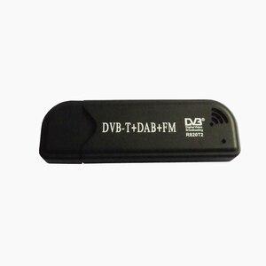 Image 4 - USB الذكية التلفزيون عصا dvb t و RTL SDR التلفزيون الرقمي استقبال RTL2832U و R820T2 موالف dvb t + FM + DAB مع هوائي ل الروبوت PC