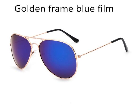 ASUOP2017 new men and women sunglasses pilots glasses high-end brand popular sun glasses goggles UV400 sunglasses sunglasses (14)