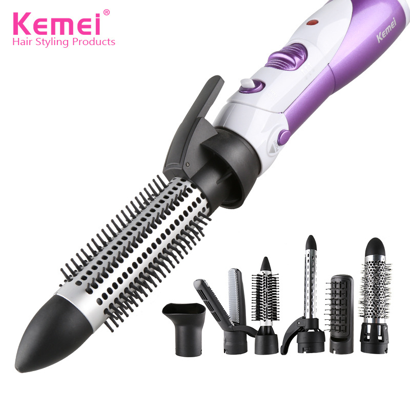 7 in 1 Hair Dryers Professional Hair Style Tool Salon Styling Hair Blower Equipments Multi-functional Electric Hair Combs7 in 1 Hair Dryers Professional Hair Style Tool Salon Styling Hair Blower Equipments Multi-functional Electric Hair Combs