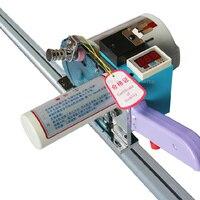 1pc Delay Rail Track Containing Liquid Crystal Cutting Machine Broken Cloth Fabric Cutting Machine