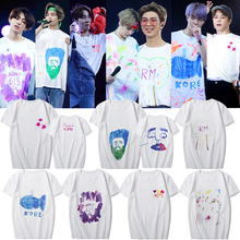 kpop newest t shirt for bangtan 2019 fashion womens summer