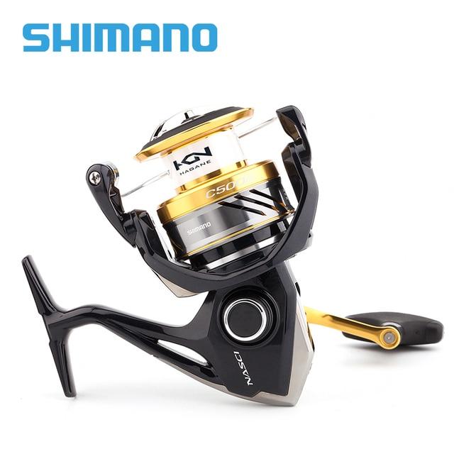 Best SHIMANO NASCI No 1Spinning Fishing Reel Fishing Reels cb5feb1b7314637725a2e7: 1000|2500|4000|500|C2000S|C3000