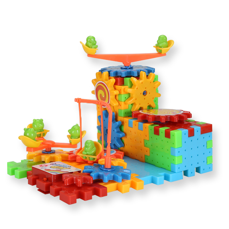 81-Pieces-Electric-Magic-Gears-Building-Blocks-Kits-Plastic-Bricks-Educational-Toys-For-Children-Kids-Toy-Christmas-Gifts-1