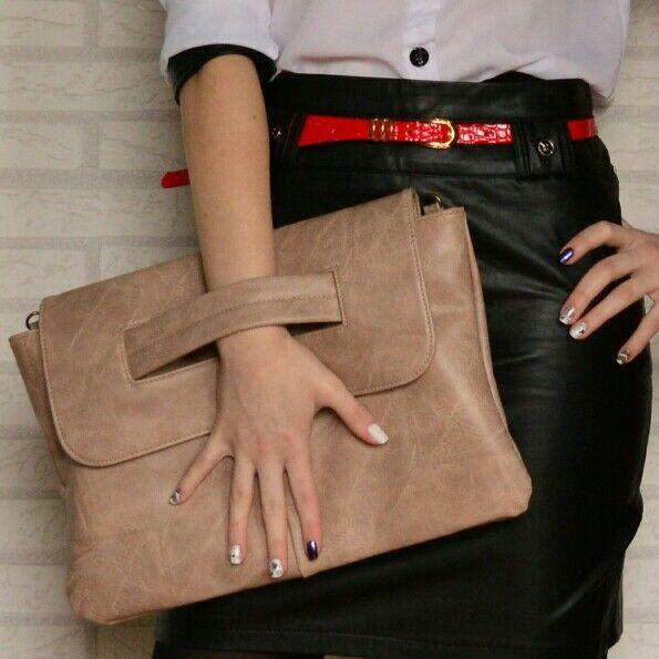 Fashion women's envelope clutch bag High quality Crossbody Bags for women trend handbag messenger bag large Ladies Clutches 2