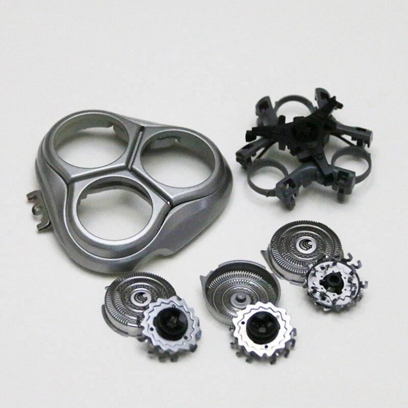 30PCS/Lot Replacement HQ9 Unit Shaver Head+Plate+Holder for Philips Razor Blade HQ8240XL HQ8250XL HQ8260XL HQ8270XL HQ8290XL цена