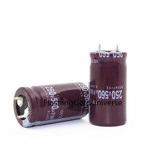 250V 560 мкФ 560 мкФ 250V Объем электролитного конденсатора 25X30X22X40 лучшего качества