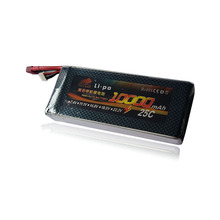 High quarity 3s 11.1v 10000mah 20c max 30c lipo Battery for FPV RC Aircraft Multicopter Quapcopter Drone Planting Protection