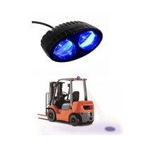 26PCS 10W Blue LED Forklift Safety Light Spot Light Warehouse Safe Warning Light 10 80V LED