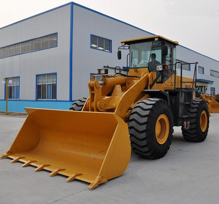 3 Tons Capacity Wheel Loader With 92kw Engine