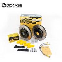 Dicase 355*32mm front brake disc for BMW E90 323i for CP7040 retrofit upgrade auto spare parts