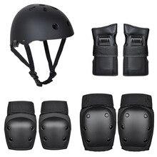 Спортивная камера шлем жесткий шлем ремень производитель детский шлем Защитное Снаряжение Набор баланс автомобиль взрослый скейтборд