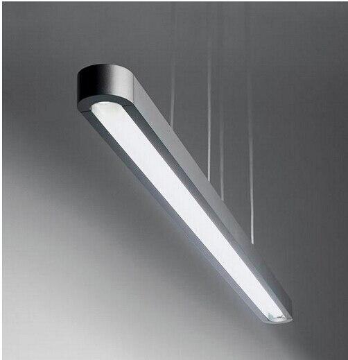 bried led aluminum acryl pendant light for Office dining room ruler creative Jane pendant light 110/220V 34/60/90/120cm 1759