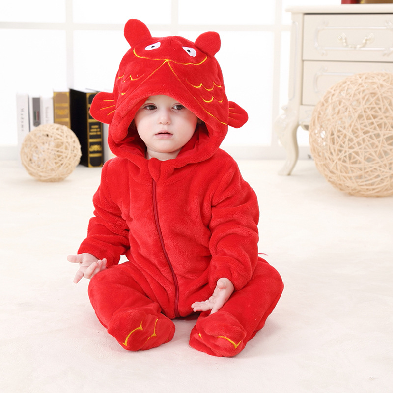 Autumn Winter Long Sleeve Baby Girl Boy Clothes Onesie Children Clothing Costume Baby Romper Kide Newborn Infantil Jumpsuit