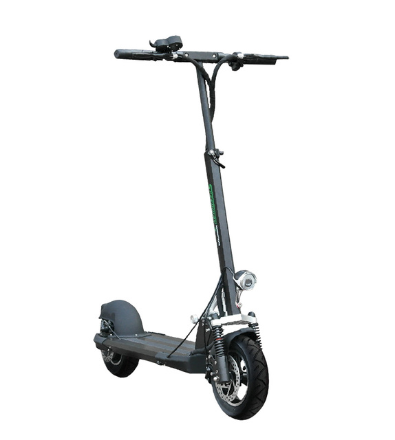 2017 Shengte 52v 21a 26a Lithium Scooter Disc Brake 600w Motor 10 Inch Electric