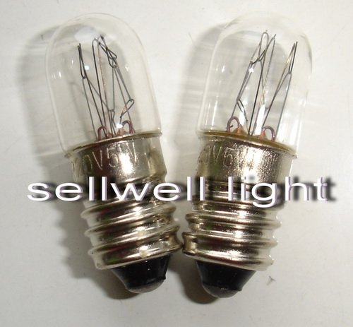 ¡Nuevo! mini bombilla E10 T10 * 28 220v 5w Bombillas Edison clásicas bombilla de luz con filamento LED E27 4W 220V 240V bombilla incandescente Retro cálida bombilla Edison para lámpara colgante