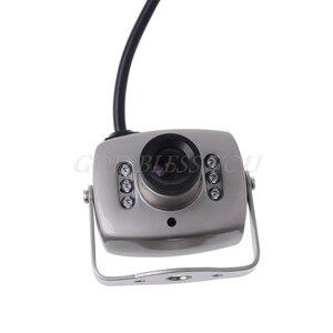 Image 3 - Cctv ir有線ミニカメラセキュリティカラーナイトビジョン赤外線ビデオレコーダー