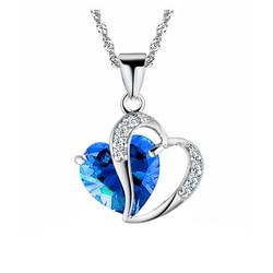 Lnrrabc new arrival korean exaggerated vintage black stones love heart stone beads short sweater chain necklace.jpg 250x250