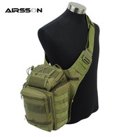 Molle Tactical Colossus Versipack New Type Shoulder Bag Men Outdoor Sports Accessory Pouch Utility Pouch Tactical Combat Hunting