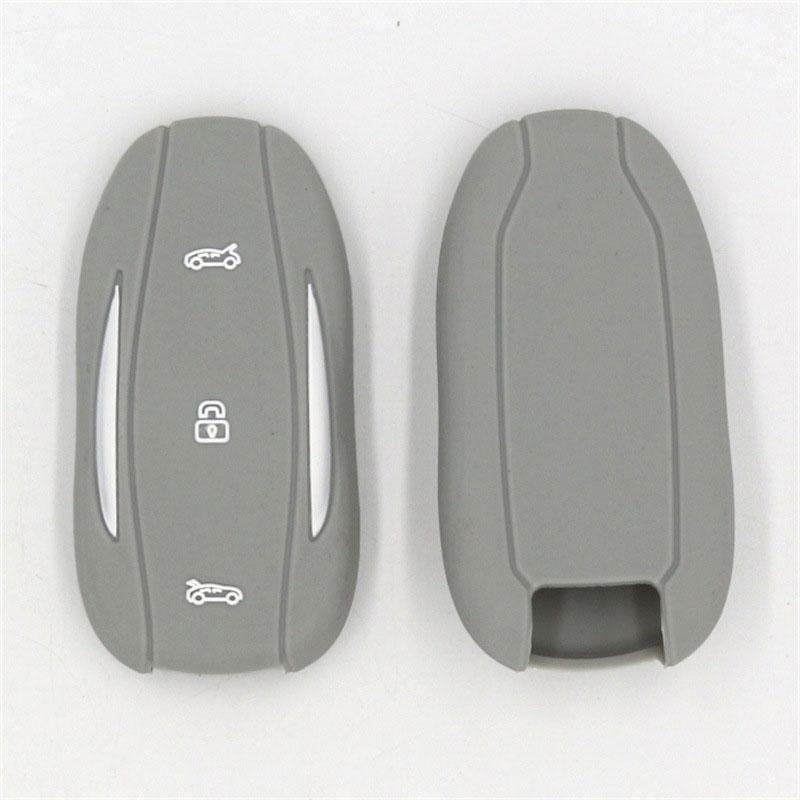 Автомобильные аксессуары араба Аксесуар ключ крышка Тюнинг автомобилей accesorios automovil для 2018 Новый Тесла модель S X 3