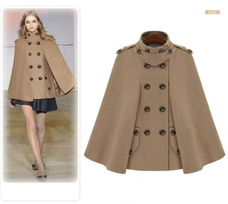 Compare Prices on Camel Cape Coat- Online Shopping/Buy Low Price ...