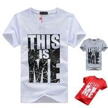 Brand Clothing Men T-shirt Swag T-Shirt Men 95% Cotton Print Men T shirt Homme Camisetas Hip Hop t shirt Men