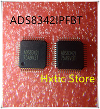 NEW 5pcs/lot ADS8342IPFBT ADS8342I ADS8342 TQFP-48 IC