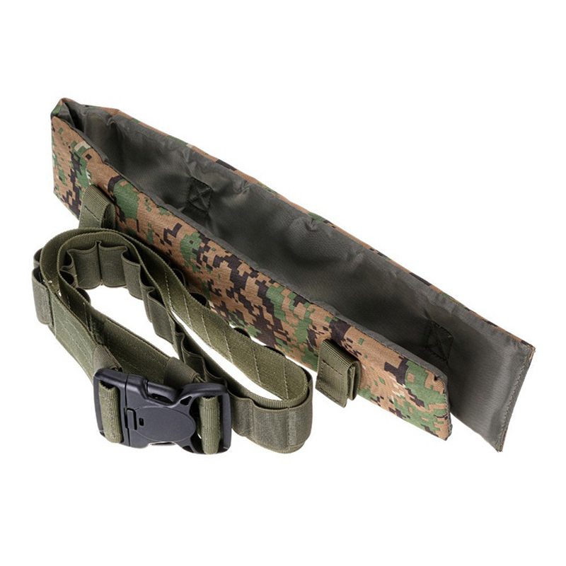 SWAT Tactical Camo Belt Military Soldier Combat Equipment Army Airsoft Paintball Waist Belt Outdoor Hunting Camouflage Waistband