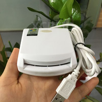 ISO7816 Contact EMV SIM EID Smart Chip Card Reader Writer Programmer N99 For Contact Memory Chip