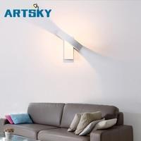 Personality Originality Fashion Modern Simple Adjustable Wall Lamp Bedroom Living Room Corridor Interior Led Wall Light