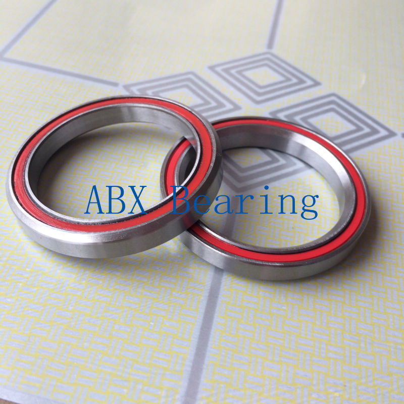 Free shipping 1-1/2 1.5 38.1mm bicycle headset bearing MH-P16 ACB4052 TH-070 ( 40x52x7mm, 45/45) repair bearing printio кружка цветная внутри