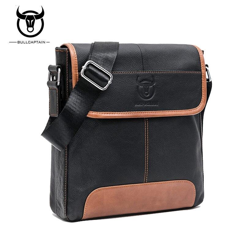 BULL CAPTAIN Естествена кожа Мъжки чанти - Дамски чанти