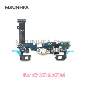 Image 4 - Charging Charger USB Dock Connector Flex Cable For Samsung Galaxy A3 A5 A7 A8 A9 2016 A300F A500F A700F A310F A510F A710F A720f