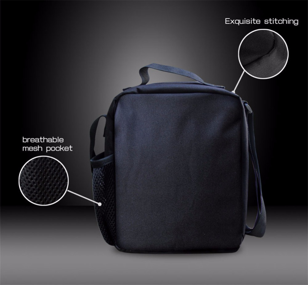 saco de almoço térmico armazenamento piquenique bolsa