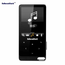 Idealist 80 Hours Touch MP4 Player 8G 2.4 Inch Lossless MP4 Music