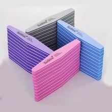 Sunshine 3000pcs Professional Nail Art Colorful Diamond Elastic Foam 100/180 Grit Sanding Manicure Buffer files Tools