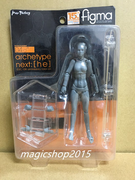 Фигурки Archetype Next серый фигма 2