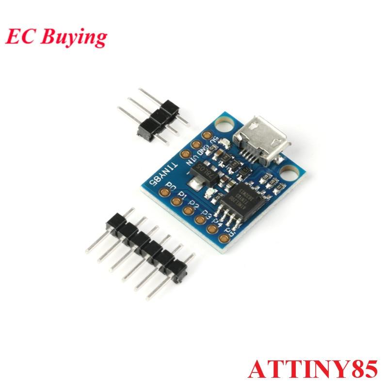Micro USB LilyTiny LilyPad ATtiny85 Development Board Module For Arduino ST
