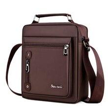 Для мужчин ретро Стиль Ткань Оксфорд Материал Multi-Функция сумка Для Мужчин's Повседневное Бизнес путешествия красивый сумка