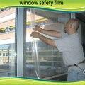 """4 млм домашней безопасности окно прозрачная пленка 60 """" x 33 """" ноги ролл, главная, офис"""