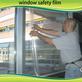 "4 Mil Security Window Clear Film 60"" x 33' feet Roll , Home , Office"