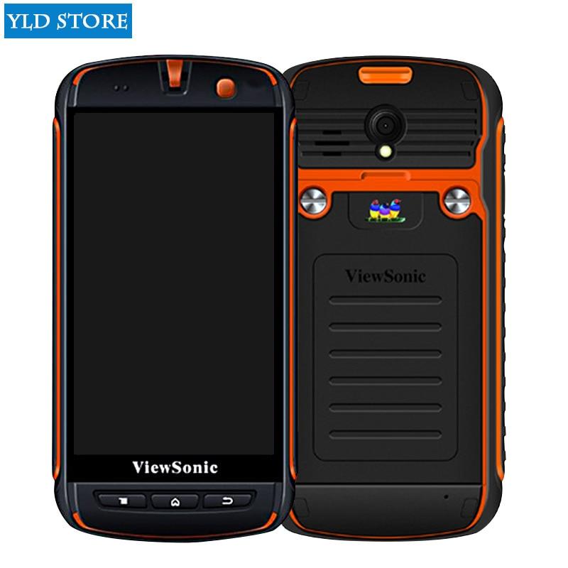 Original A8 IP68 robusto impermeable teléfono celular MSM8610 Android 4,3 5 pulgadas 2G + 16 GB CDMA 3G teléfono Móvil