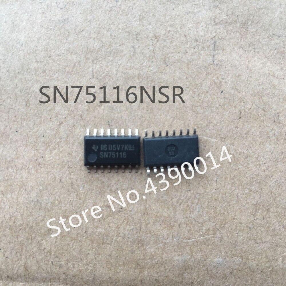 10 adet/grup 100% YENI SN75116 SN75116NSR SOP16 5.2 MM10 adet/grup 100% YENI SN75116 SN75116NSR SOP16 5.2 MM