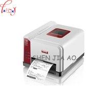 IQ200 портативный термопринтер табличка для бара код двумерный код принтер наклеиваемых ярлыков 110 240 В