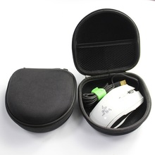 Waterproof Shockproof Wireless Mouse Case Organizer Electronics Accessories Storage Bag Travel Digital Carrying Box