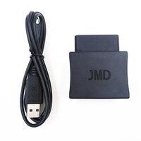 Yeni Sürüm V8.0 JMD Yardımcısı Kullanışlı Bebek Verileri Okumak için OBD Adaptörü ID48 Arabalar